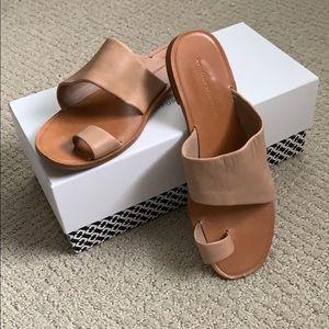 Diane Von Furstenberg Ello Toe Ring Sandal